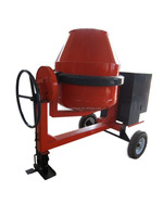 Industrial use 350L steel drum Concrete mixer for sale