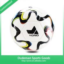 Good quality oem branded footballs in bulk hot sale football