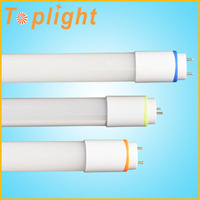 2015 New Full Plastic led fluorescent lamp 120cm T8 led tube daylight 6500K 16W