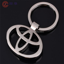 Keychain Ring Key Fob Motor Logo Car Accessories Brand Collect Part