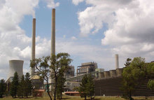 500 MEGAWATT COAL POWER PLANT STATION