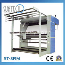 SUNTECH Fast and Easy Operation Automatic Fabric Inspection and Plaiting Machine