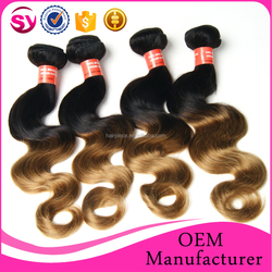 Shengyuan Hair Hot Selling Long Lasting 7A Double Weft One Dornor Malaysian Virgin Hair