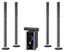 HIFI 5.1 home theater system with USB MMC SD Card function