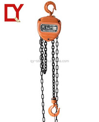 Stainless Steel HSZ type chain block pulley 1 Ton - 10 Ton chain blocks
