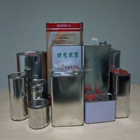 factory metal tin can with high performance