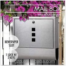 2015 popular post box for sale canada work permit