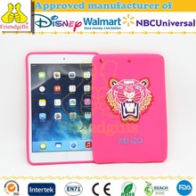 Waterproof Custom Design Eco-friendly Silicone Case for Ipad Mini custom tablet case for pad