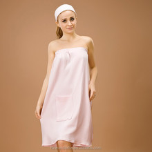 Cheap bathrobe/pink modal tube top sex products for women