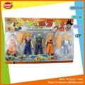 de plástico de dragon ball z de juguete elhombredejuguetes 5 juguete de pcs