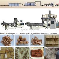 Textured soy protein,artificial steak,vegetarian meat making machine