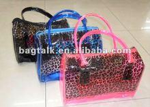 2012 Designer Clear PVC Handbag