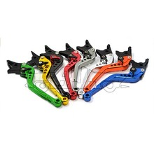 BJ-LS-003 New arrival custom motorcycle cnc brake clutch levers