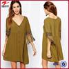 New Woman clothing Warehouse half-Sleeve Casual Dress