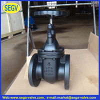 Resilient cast iron gate valve forged steel gate valves threaded flanged
