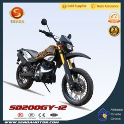 Hot Sell 200CC Dirt Bike Pit Bike for Adults SD200GY-12