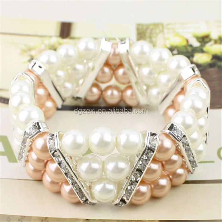 Dongguan Jewelry Factory Directly Handmade Lovely Bracelet2