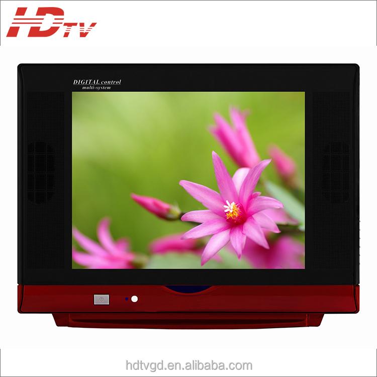HD-14-1 SKDCRT 14 polegada controle remoto TV CRT SKD