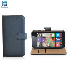 Mobile phone case For Nokia lumia 540 Book stand flip wallet leather cases