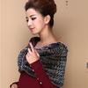 European Fashional Woman Wear Stole Fur Stole Shawl