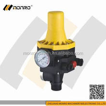 2015 Zhejiang Monro electric pump controller pressure switch for water pump(EPC-3)