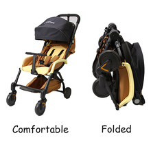 2016 new arrival new model folding system lightweight buggy baby carrier