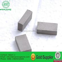 Reinforce Concrete and Asphalt Cutting Tool Diamond Segment for Asphalt and Concrete Saw Blade