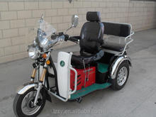 motorized 110cc handicapped disabled tricycle for sale
