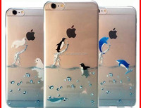 New Arrival Hot Sale tpu mobile phone cover for iphone6 case guangzhou supplier
