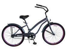 2015 New 26inch mens Beach Cruiser bicycle
