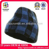 100% acrylic custom knit baby beanie hats