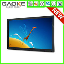 Office supplies lcd interactive smart board IR finger touch tv for classroom school conference