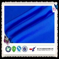 polyester cotton fluorescent spandex fabric