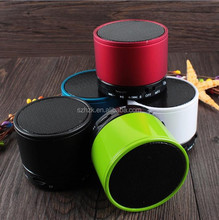 Portable Mini Speaker Bluetooth , 2015 HOT SALE wireless speaker S10 can as dj music player, suported USB/TF/MP3/MP4