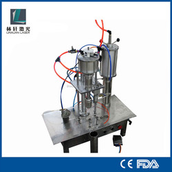 Factory Sale Automatic Spray Paint Can Aerosol Filling Machine