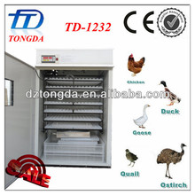 Duck incubator egg hatching machine reptile products TD-882