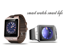 2015 Newest Bluetooth Smartwatch smart-phone DZ09 Smart Watch for iPhone 6 Samsung s5 note4 HTC Android Phone Smartphones