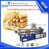 Twin screws filled snack processing machinery