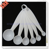 1ml 5ml 10ml 15ml Customized promotional items plastic measuring colorful spoon
