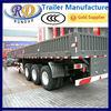 Modern Crazy Selling 50Tons grain cargo trailer