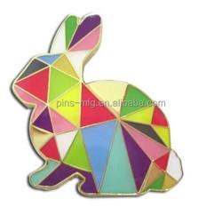 smart!!!cute custom metal lapel pin