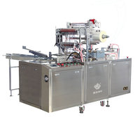 LS-300L Chocolate Box Cellophane wrapping Machine
