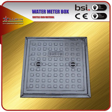 Water Meter Box Manhole Cover With Watertight Seal