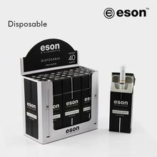 disposable e-cigarette slim cigarette pack cover disposable electronic cigarette wholesale
