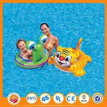 china sale discount animal flatable swim ring baby swimming float