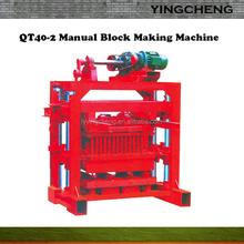 block machine QT40-2 concrete paver and block making machine/block machine offers
