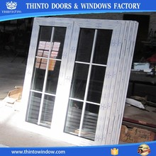 Wholesale Branded designer fashion UPVC french casement window 2014