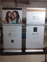 banner stand guangzhou rolling display