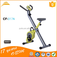 reclining indoor trainer cycle exercise bike