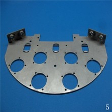 custom steel fabrication stamping hardware components